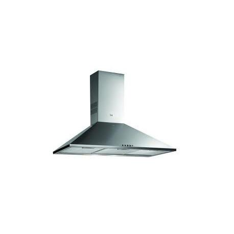 Campana extractora de cocina decorativa teka dbb 90 inox - Extractor cocina teka ...