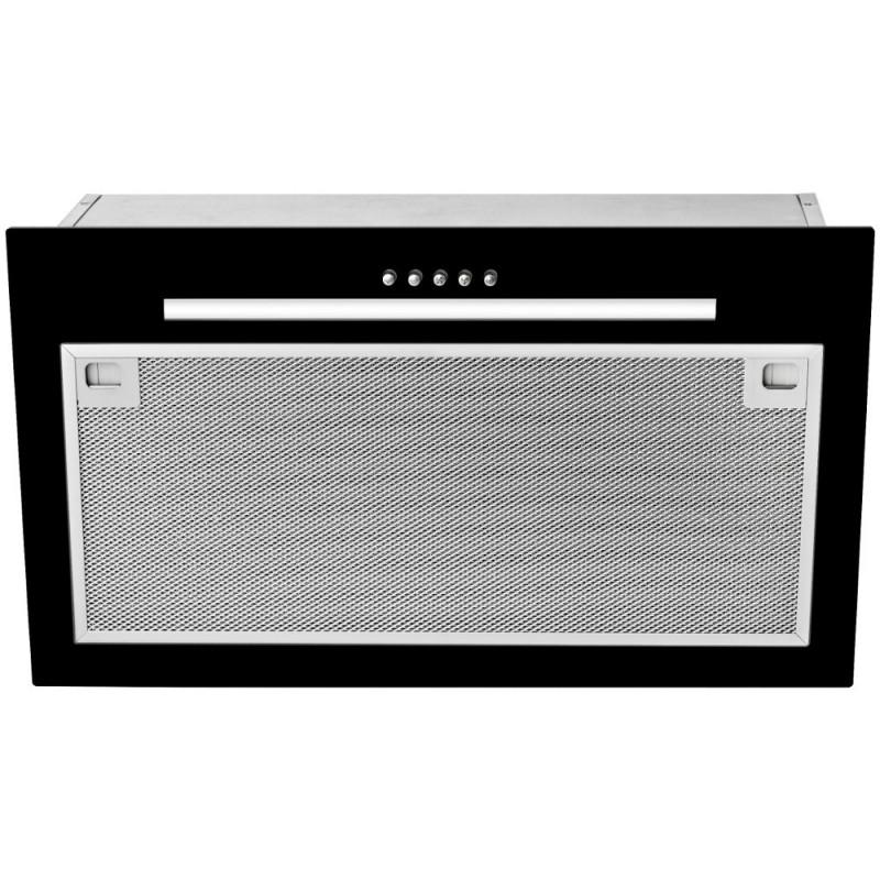 Grupo filtrante de cocina integrable teka gfg 2 negro para for Muebles de cocina de 70 cm de ancho