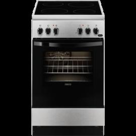 Cocinas de gas y el ctricas con horno integrado for Cocina zanussi zcv540g1wa