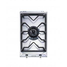 Encimera smeg SRV531GH5 a gas 30 cm 1 fuego inox