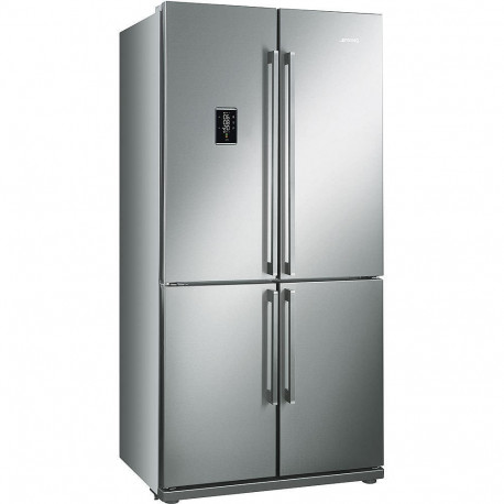 Frigorífico smeg FQ60XPE Side by Side No Frost inox clase A+