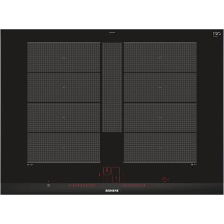 Encimera Simens EX775LYE4E Inducción Negro Zonas flexibles