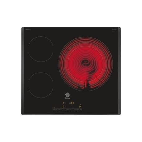 Encimera Balay 3EB767LQ Vitrocerámica Negro 3 zonas Zona Gigante