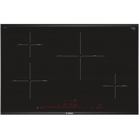 Encimera Bosch PIE875DC1E Inducción Negro 4 zonas