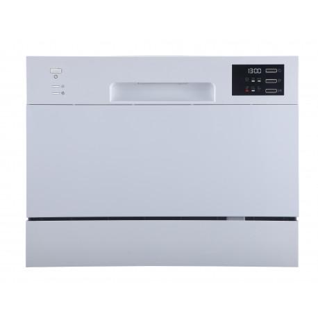 lavavajillas Teka LP2 140 40782910 Blanco Menos de 8 cubiertos Clase A+