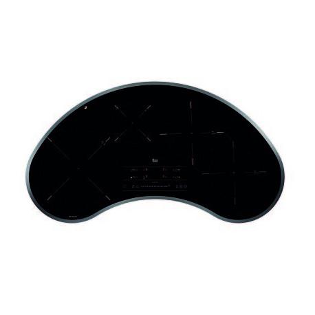 Encimera Teka IRC 9430 KS 10210162 Inducción Negro 4 zonas