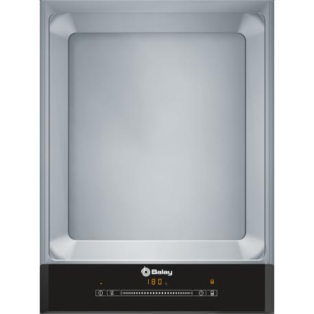 Encimera Balay 3EB640LQ Módulos de cocción Inoxidable 1 zona