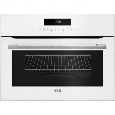 Micrrondas aeg kmk721000w integrable blanco for Horno microondas pequeno