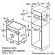 Horno Siemens HB673GBW1F Blanco multifunción Pirolítico Clase A+