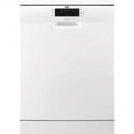 lavavajillas AEG FFB63700PW Blanco Más de 14 cubiertos Clase A+++