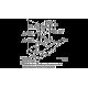 Campana BOSCH DWK98JQ60 Pared Cristal Clase A+