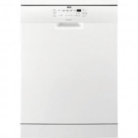 lavavajillas AEG FFB52601ZW Blanco 13 cubiertos Clase A++