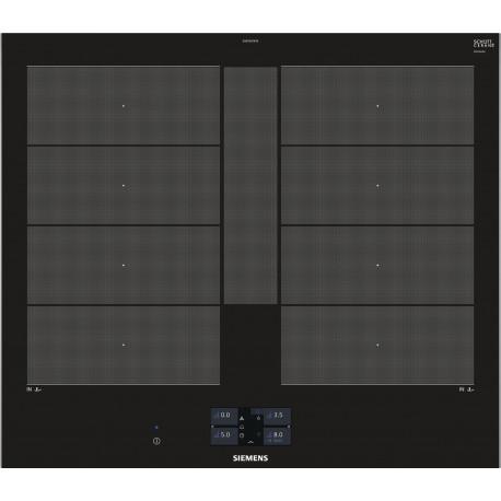 Encimera SIEMENS EX675JYW1E Inducción Negro Zonas flexibles