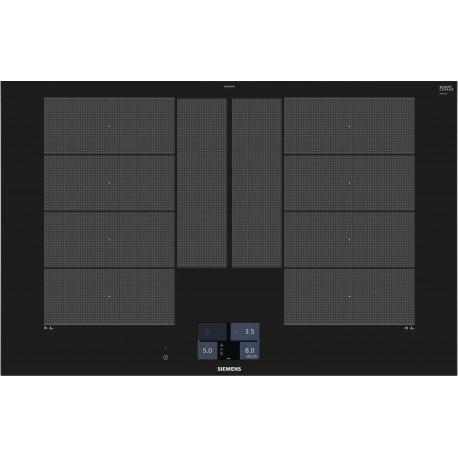 Encimera SIEMENS EX875KYW1E Inducción Negro Zonas flexibles