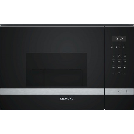 Microondas SIEMENS BE555LMS0, Integrable, Con Grill