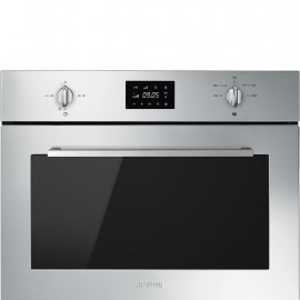 Microondas SMEG SF4400MX Integrable, Inoxidable
