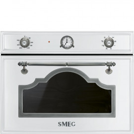 Microondas  SMEG SF4750MBS Integrable, Blanco
