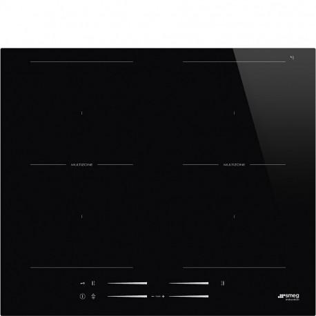 Encimera SMEG SI2M7643D Inducción Negro 4 zonas