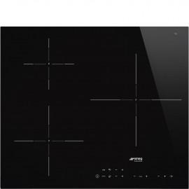 Encimera SMEG SI5632D Inducción Negro 3 zonas