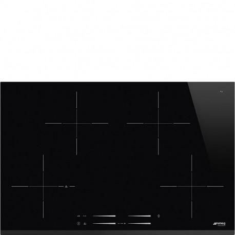 Encimera SMEG SI7844B Inducción Negro 4 zonas