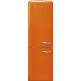 Combi SMEG FAB32LOR3, Naranja, Solo congelador No Frost, Clase A+++