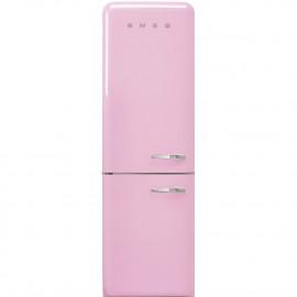 Combi SMEG FAB32LPK3, Rosa, Solo congelador No Frost, Clase A+++