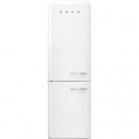 Combi SMEG FAB32LWH3, Blanco, Solo congelador No Frost, Clase A+++