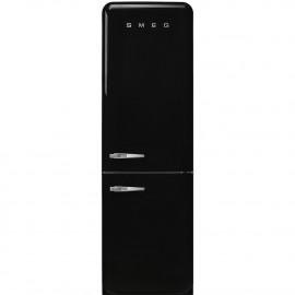 Combi SMEG FAB32RBL3, Negro, Solo congelador No Frost, Clase A+++