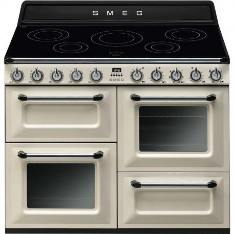 Encimera SMEG TR4110IP Cocinas Eléctricas, Crema/Beig, Más de 4 zonas, Zona Gigante
