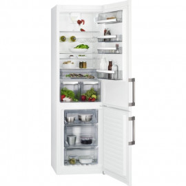 Combi AEG RCB63826TW, Inox, No Frost, Clase A++