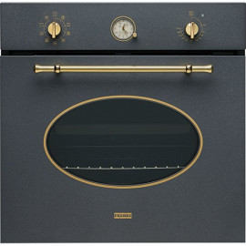 Horno FRANKE COUNTRY FLAT CLASSIC LINE CL 85 M GF Antracita Multifunción. Clase A