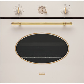 Horno FRANKE COUNTRY FLAT CLASSIC LINE CL 85 M PW Crema, Multifunción. Clase A