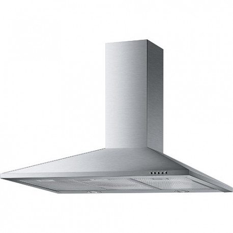 Campana MEPAMSA PIRAMIDE PLUS 90 X Pared Inox. 320.0569.119