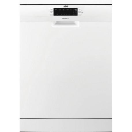 lavavajillas AEG FFB53910ZW Blanco 14 cubiertos Clase A+++