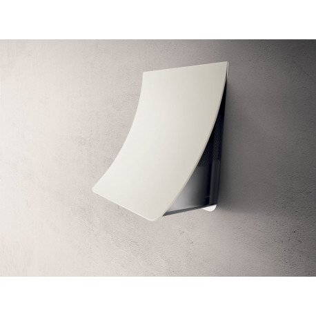 Campana ELICA NUAGE PAINTABLE/F/75 PRF0098374 Pared Negro Clase A