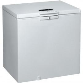 Congelador Horizontal WHIRLPOOL WHE2535 FO Blanco, Cíclico, Clase A+