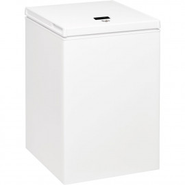 Congelador Horizontal WHIRLPOOL WH 1410 A+E Blanco, Cíclico, Clase A+