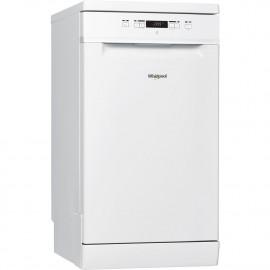 lavavajillas WHIRLPOOL WSFC 3M17 Blanco 10 cubiertos Clase A+