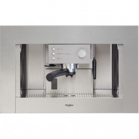 Cafetera WHIRLPOL ACE 010/IX, Integrable, Inoxidable,