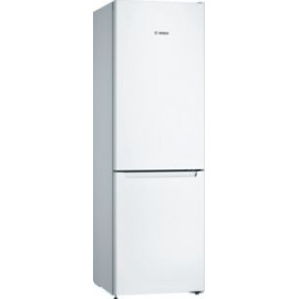 Combi BOSCH KGN36NWEB, Blanco, No Frost, Clase A++