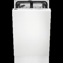 Lavavajillas integrable 45 cm  Integrable, 9 cubiertos, Clase A+