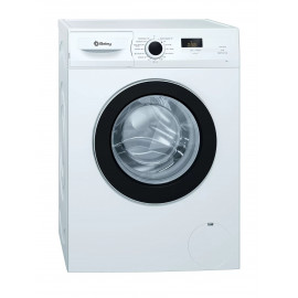 lavadora carga frontal BALAY 3TS771B Blanco, 7 Kg, Hasta 1000 rpm, Clase superior A+++