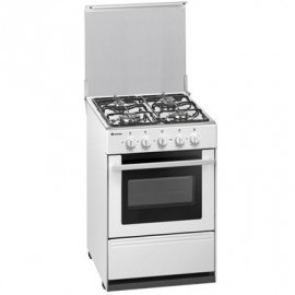 MEIRELES COCINA GAS  G2540VW 4F 53,5CM BUT BLANCA