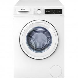 SMEG lavadora carga frontal  LB1T60ES, Hasta 6 Kg, hasta de 1000 r.p.m., Blanco, Clase A+++