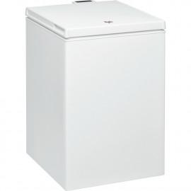 WHIRLPOOL Congelador horizontal  WHS1421 , Cíclico, Blanco,Nueva clase F