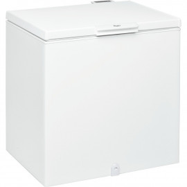 WHIRLPOOL Congelador horizontal  WHS2121 , Cíclico, Blanco,Nueva clase F