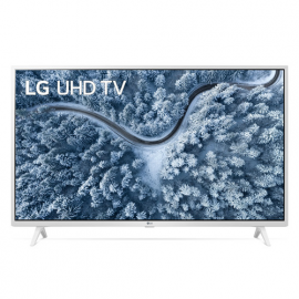 LG TV 43  43UP76906LF 4K QUAD CORE HDR10 SMART TV webOS 6.0 (G) BLANCO