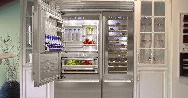 En un frigorífico Americano Side By Syde podemos encontrarnos múltiples soluciones. ¿Las vemos?