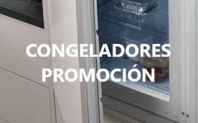 Congeladores en promoción San valentín 2018