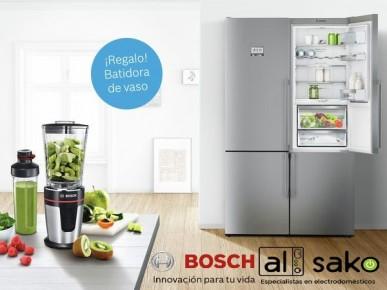 Gana una batidora de regalo con los frigoríficos Vitafresh Bosch.